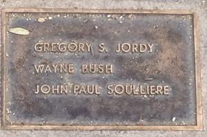 Souillere, John Paul