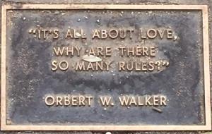 Walker, Orbert
