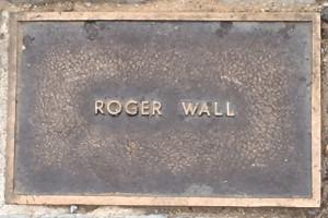 Wall, Roger