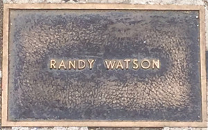 Watson, Randy
