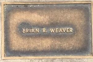 Weaver, Brian