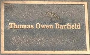 Barfield, Thomas
