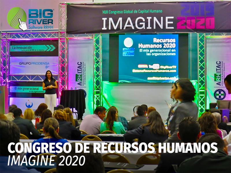CONGRESO DE RECURSOS HUMANOS IMAGINE 2020