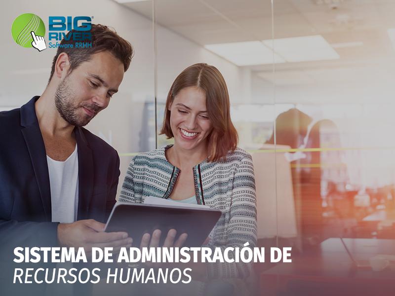 sistema de administracion de recursos humanos