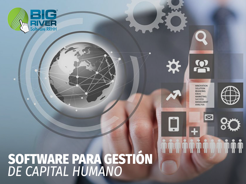 software para gestión de capital humano