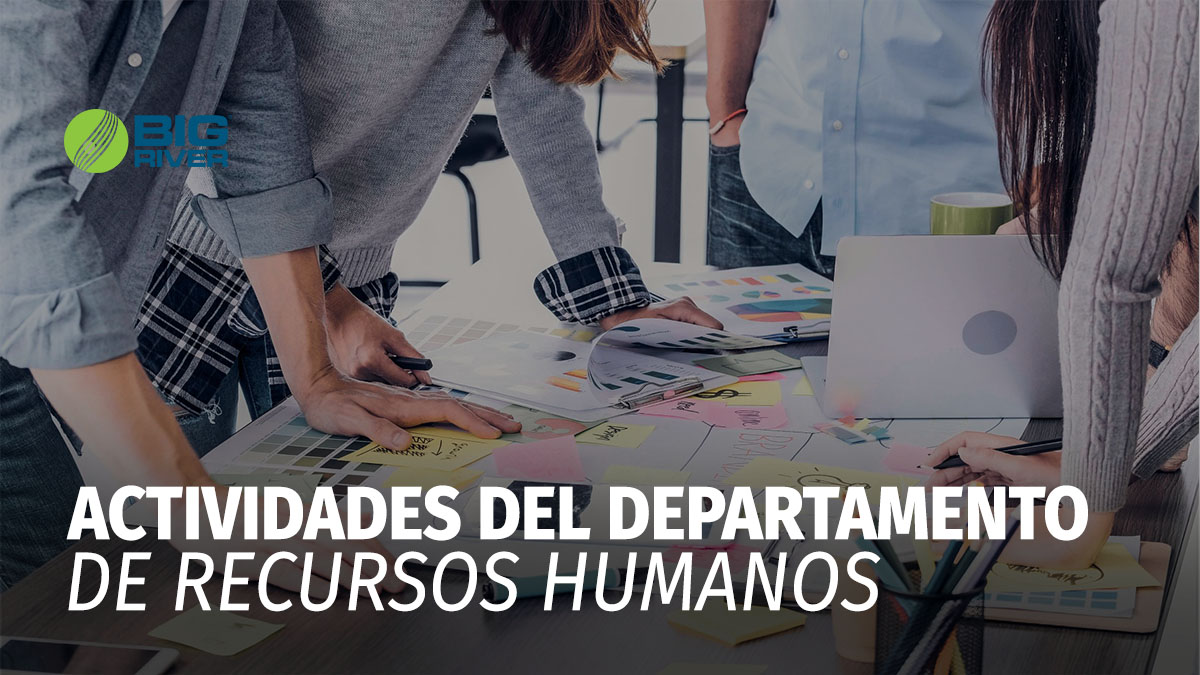 ACTIVIDADES DEL DEPARTAMENTO DE RECURSOS HUMANOS