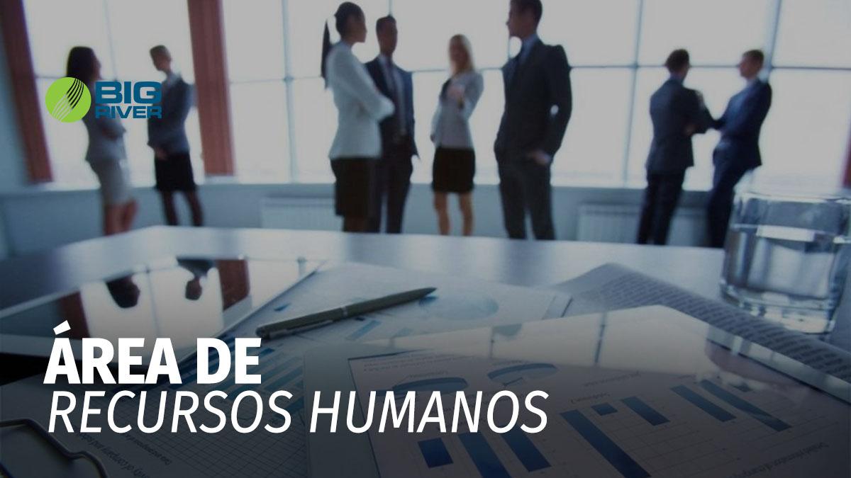 ÁREA DE RECURSOSO HUMANOS