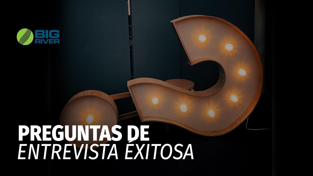 PREGUNTAS DE ENTREVISTA ÉXITOSA