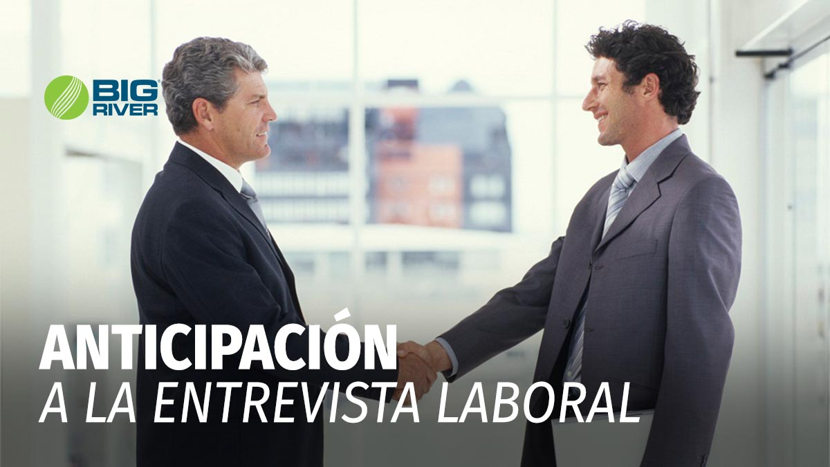 ANTICIPACIÓN A LA ENTREVISTA LABORAL