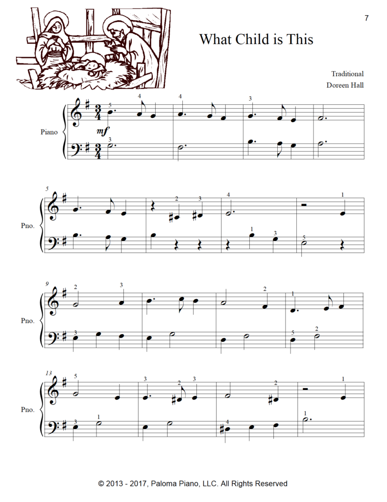 Paloma Piano - Christmas Collection - Volume 2 - Page 7