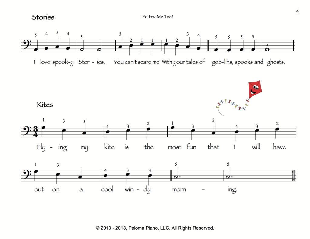 Paloma Piano - Follow Me Too - Page 4