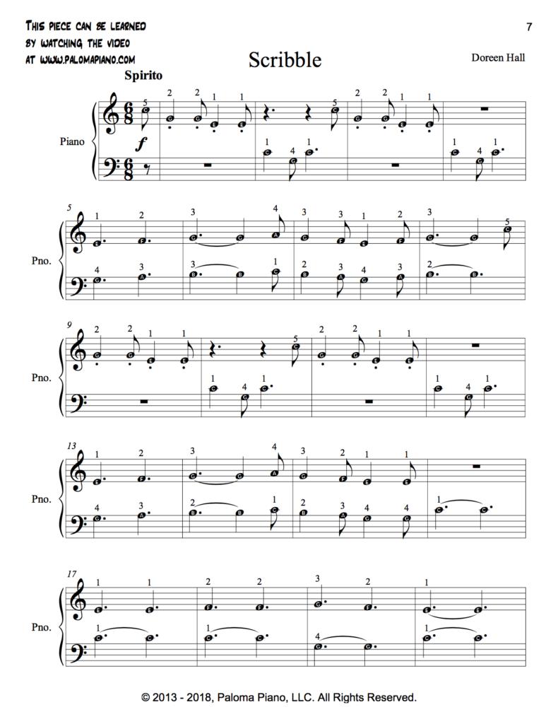 Paloma Piano - Recital 911 - Page 7