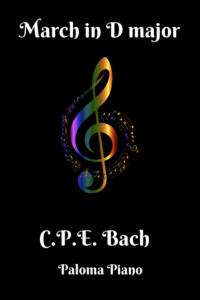 C.P.E. Bach - March in D Major