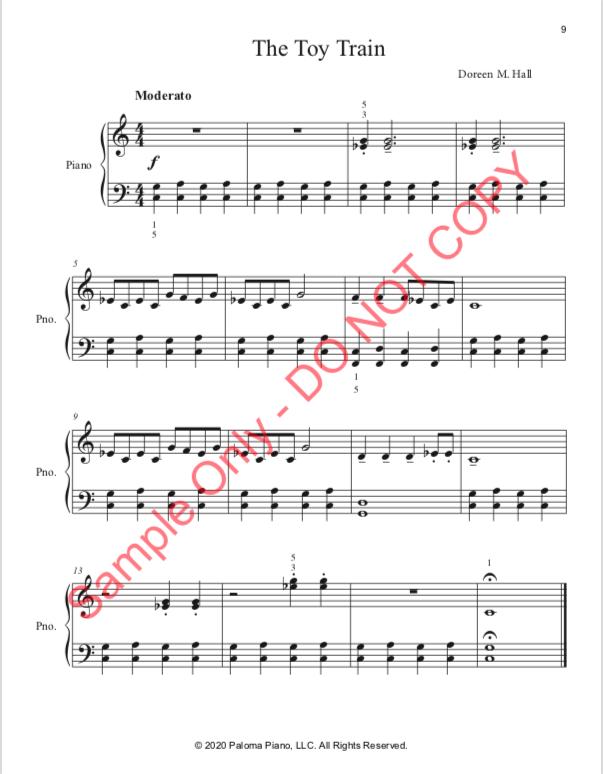 Paloma Piano - At the Carnival - Page 9