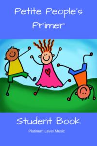Petite People's Primer - Student Book