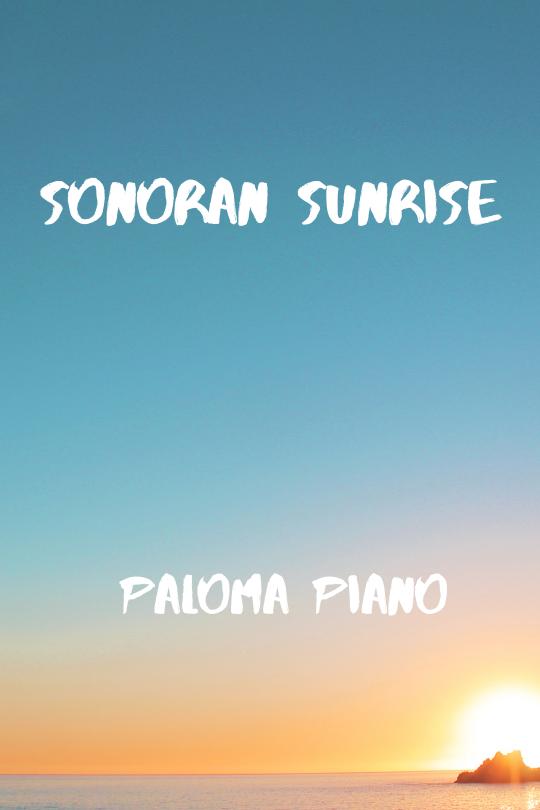 Sonoran Sunrise