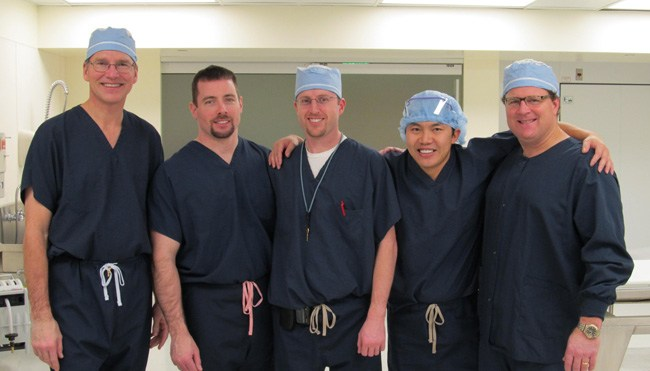 Dr. Cole Alumni Doctors