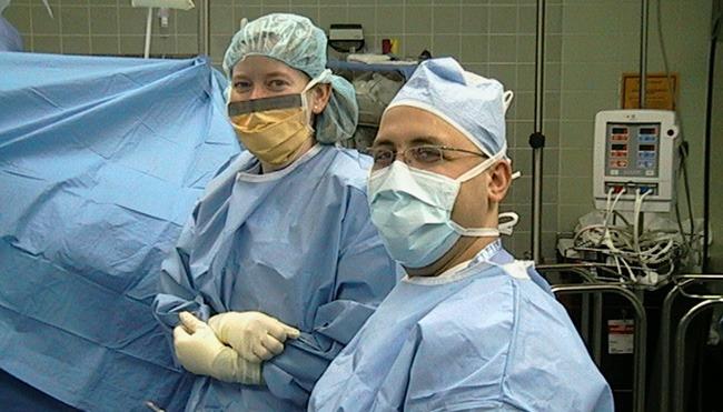 Ortho surgeons