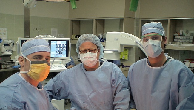 orthopaedic doctor and surgeons