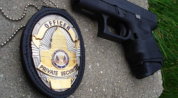 Private Security Officers as First Responders