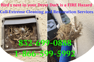 Extreme Dryer Vent Cleaning