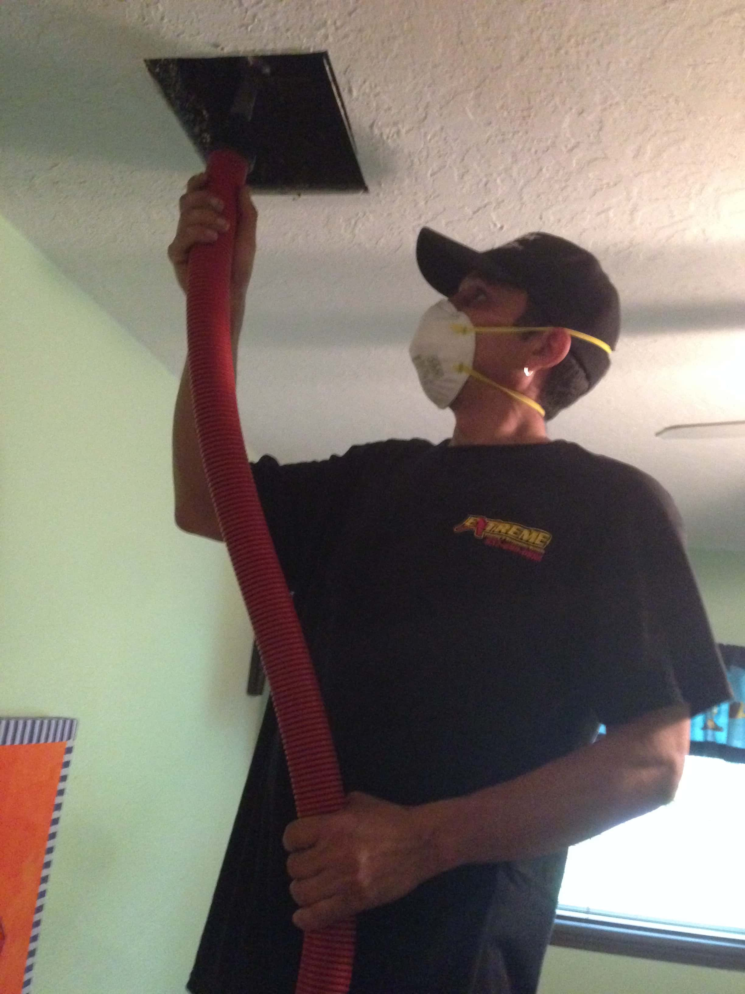 air duct cleaning Kingwood, Houston, TX