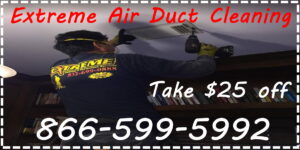 Extreme air duct cleaning discount