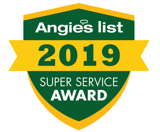 Extreme 2019 Angie's List Super Service Award