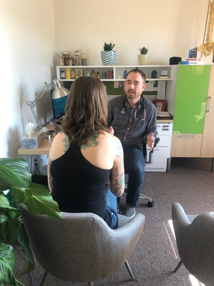 looking for a health coach