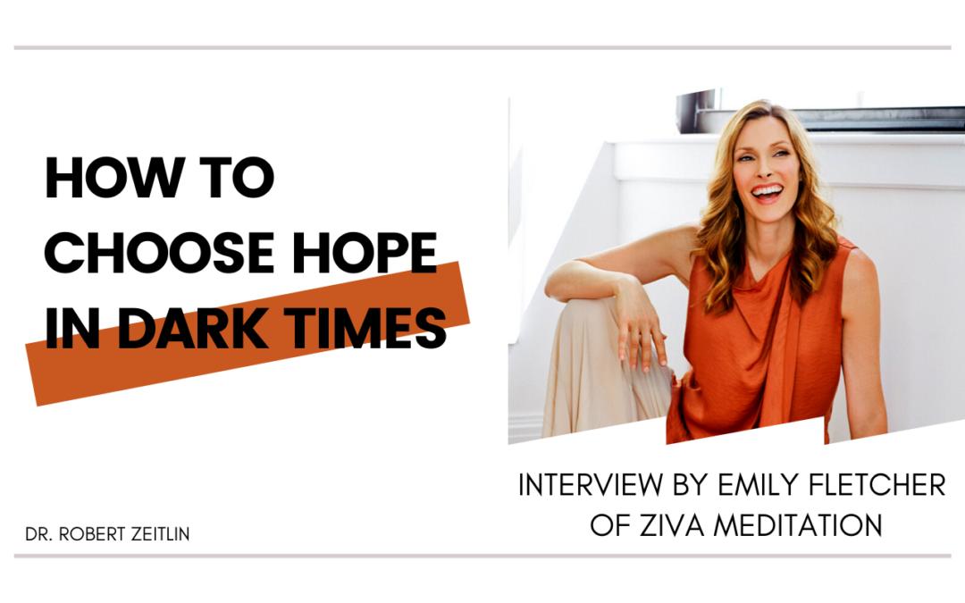 Choosing Hope with Emily Fletcher