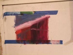 """Acrylic Paint 10X10""""  Unfinished"""