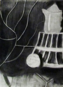 Charcoal Drawing from observation