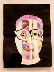 Student Self Portrait