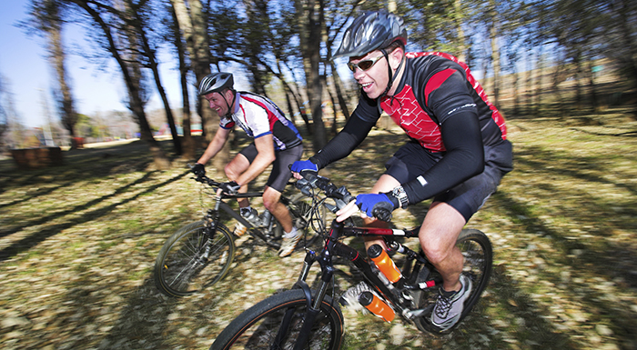 Mountain Biking Celebration