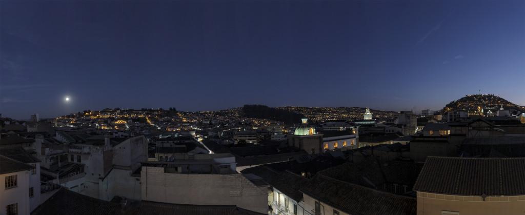 Por el aniversario #36 de la declaratoria de Patrimonio Cultural de la Humanidad a la ciudad de Quito, se realizó el evento 36 años, 36 minutos: Campanas y voces de Quito. Una composción inédita de Juan Mullo, Fabiano Kueva y Mauricio Proaño se interpretó por 20 músicos percusionistas, en varios campanarios de las iglesias de Centro Histórico.