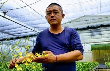 新社神農獎青農廖秉鋐 以身作則推動循環農業