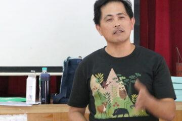 松鶴「酋長」羅權星 全力推動社區營造