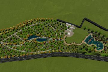 卓蘭滯洪溼地運動公園 地方期望帶動產業觀光