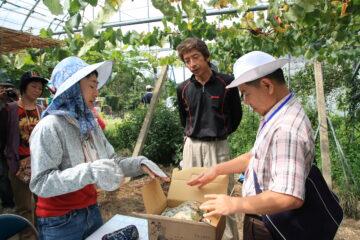 日本農業參訪(一)