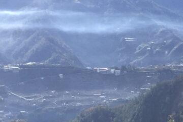 和平環山部落道路改善 將可促進地方觀光發展
