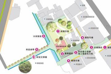 卓蘭最老日式學校宿舍 ,將活化作為詹冰故事館