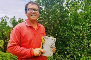 台塑工程師返鄉務農