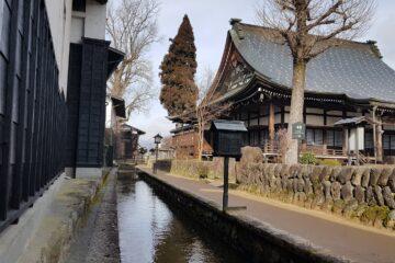 社區營造典範 日本古川町參訪記