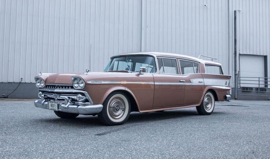 1959 AMC Nash Ambassador Cross Country