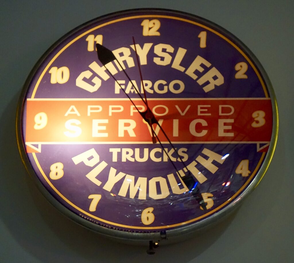 Chrysler Approved Service