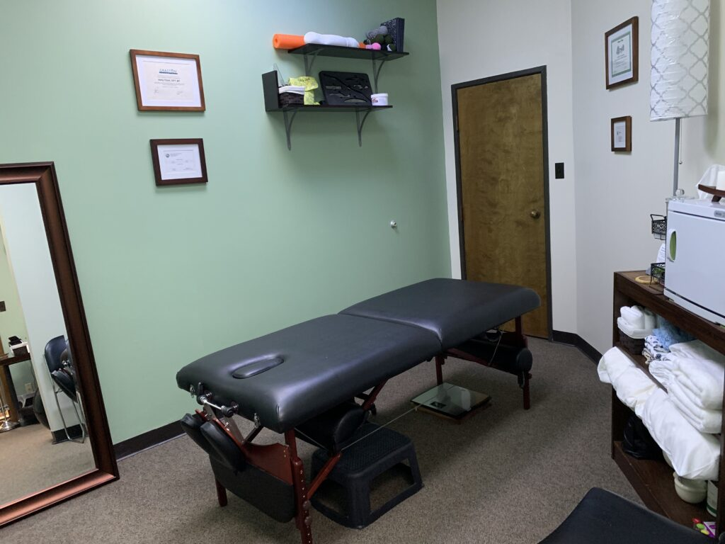 Treatment Room at Patient PT
