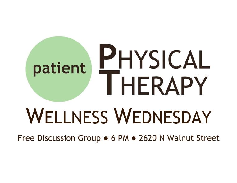 WellnessWednesday