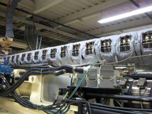 Insulation for Plastics Extrusion
