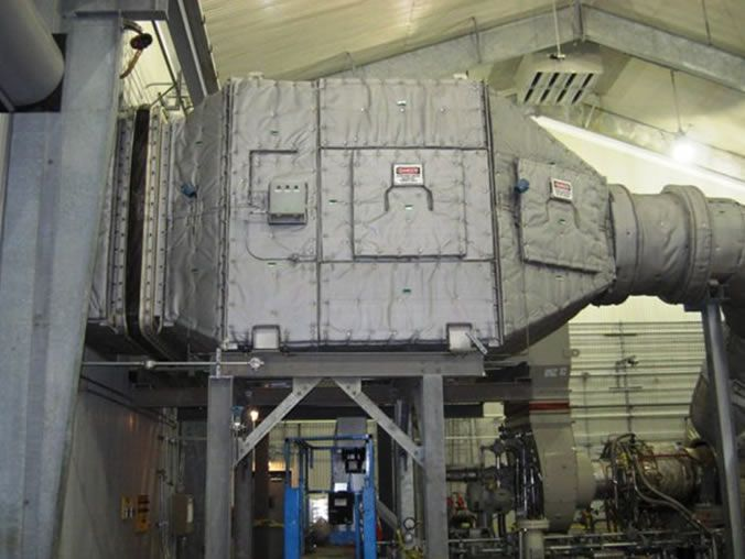 Insulation for Power Generation