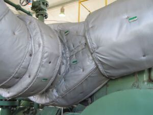 Blanket Insulation for Power Generation